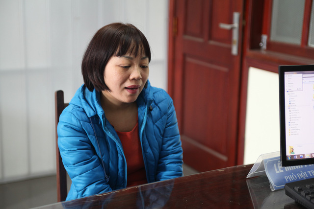 nữ phóng viên cưỡng đoạt 70.000 USD