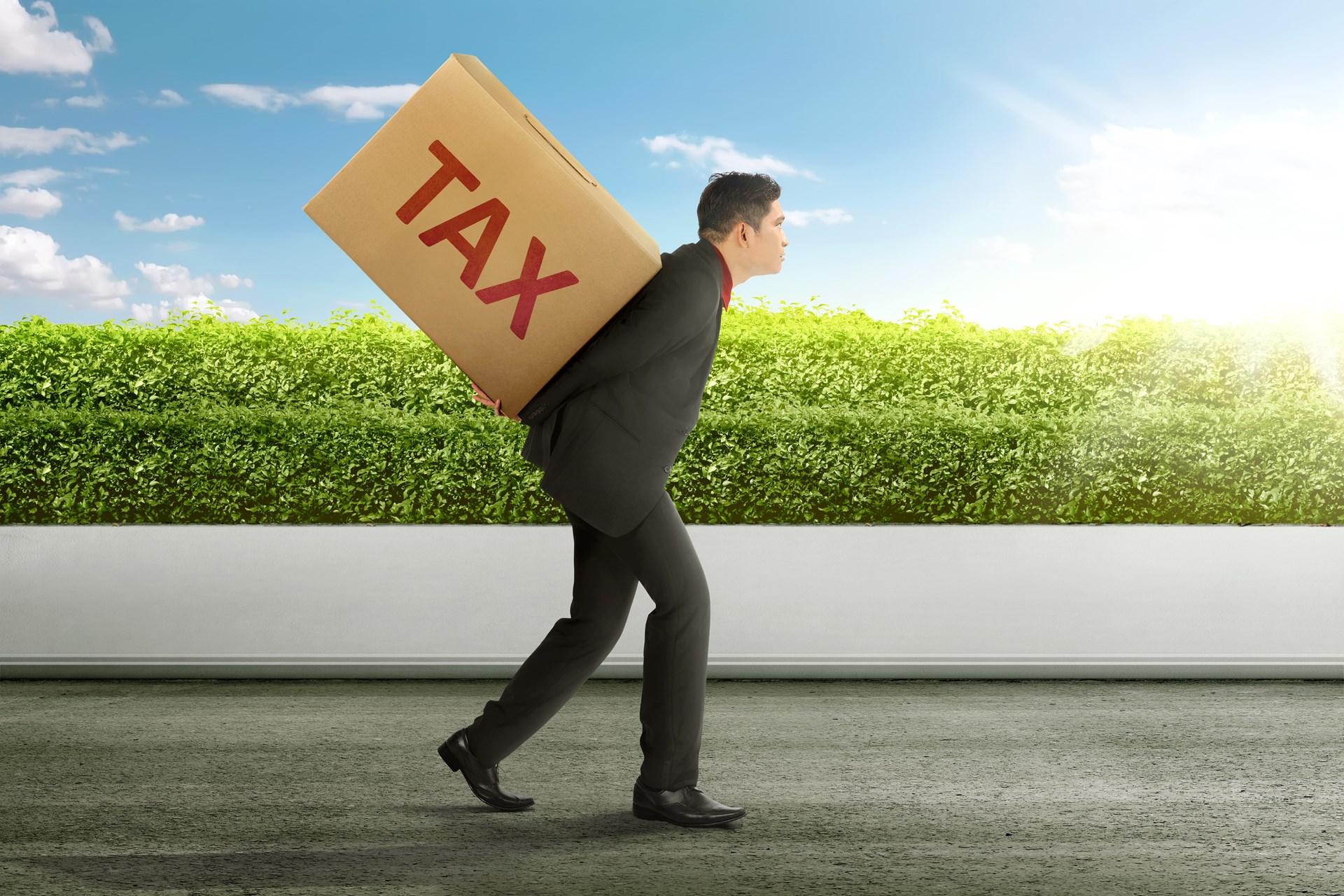 chậm nộp hồ sơ khai thuế so với thời hạn