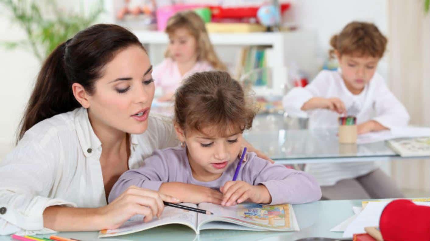 trung tâm dạy tiếng Anh